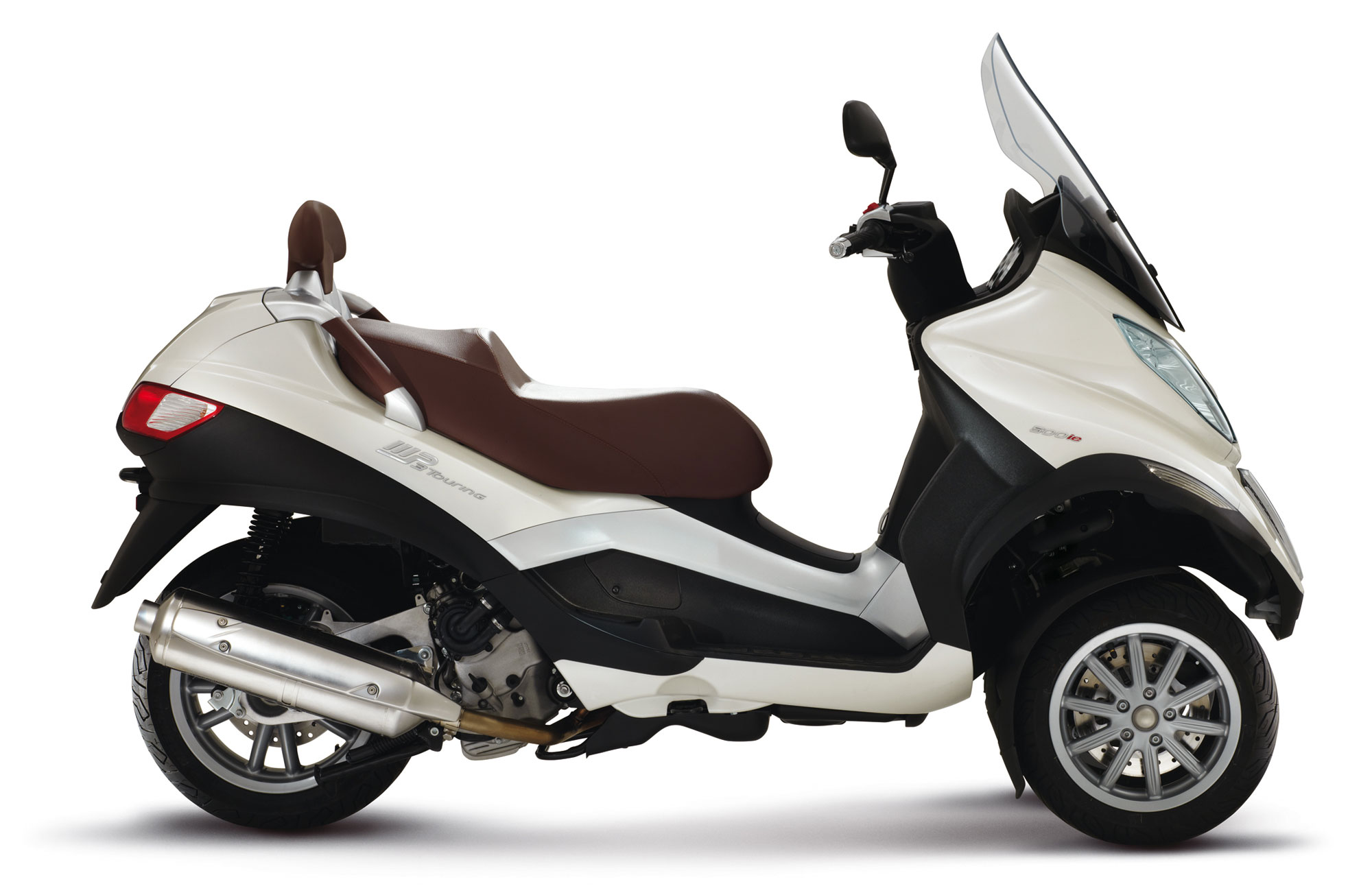 Piaggio MP3 Touring 400 2012 wallpapers #141591