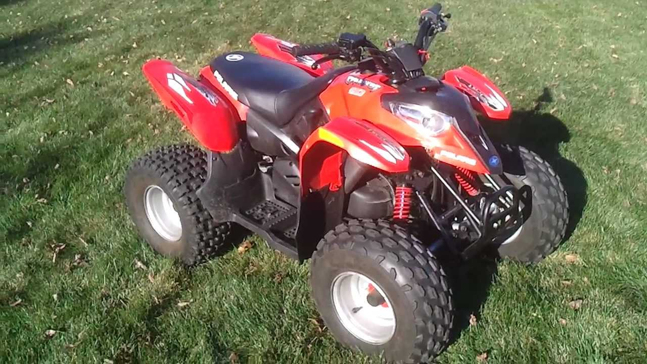 Polaris Scrambler 90 images #120607