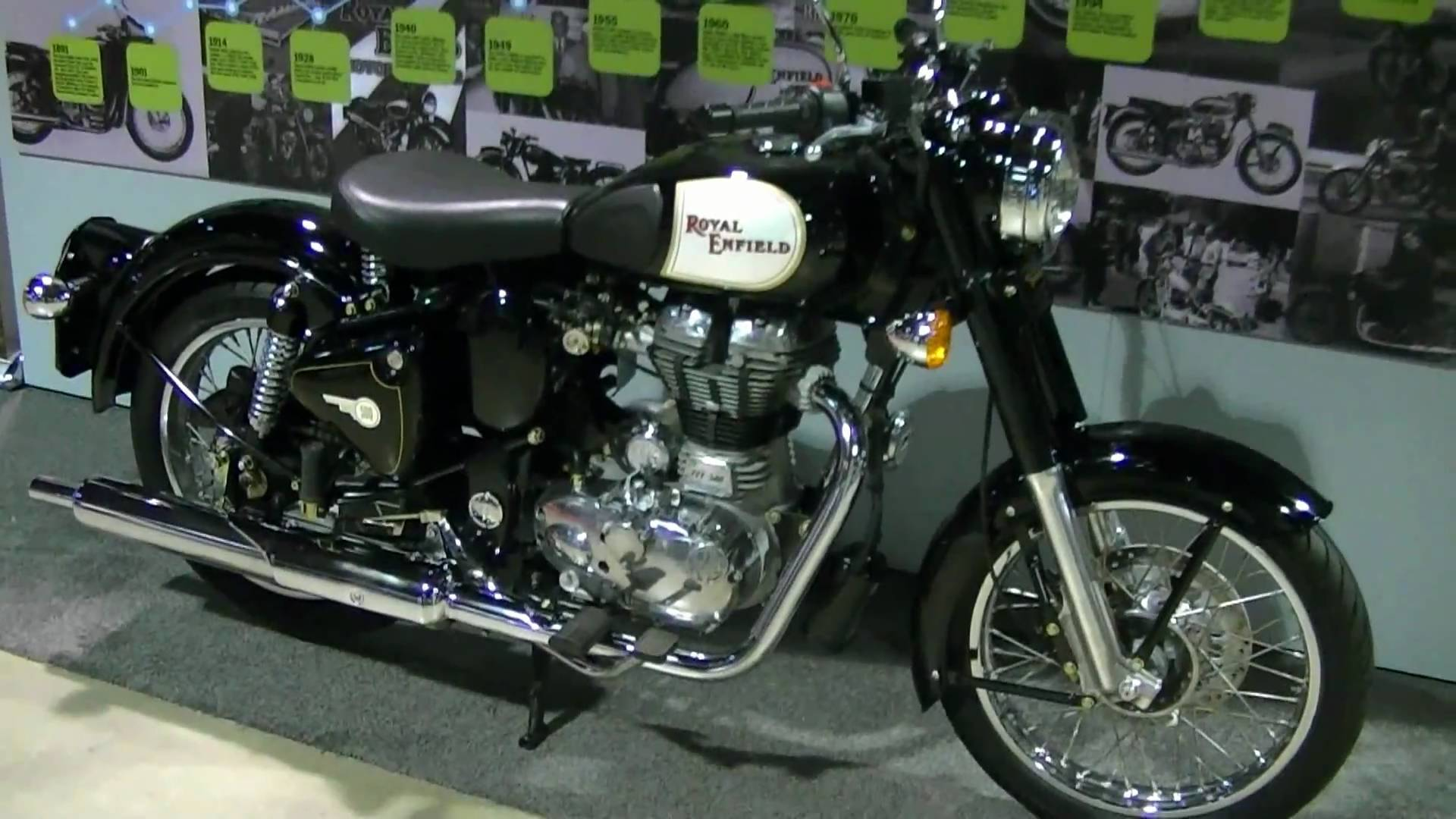 Royal Enfield Bullet 500 Army 1997 images #158642