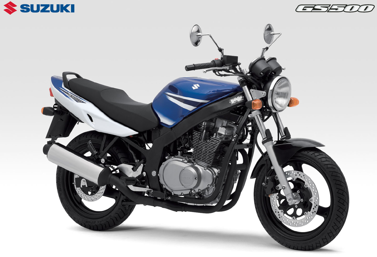 Suzuki GS 500 E 1996 wallpapers #144164