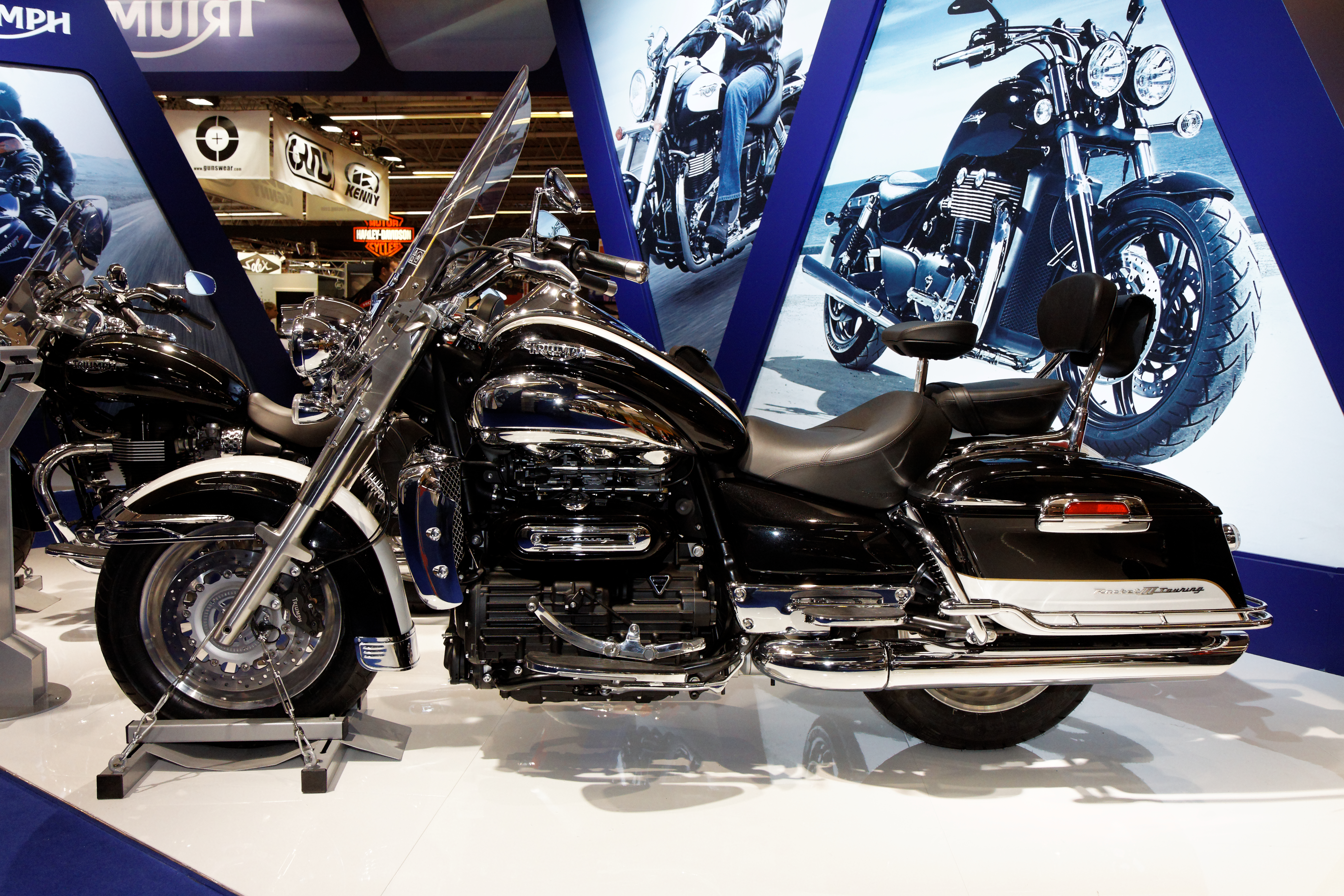 Triumph Rocket III Touring 2012 images #126945