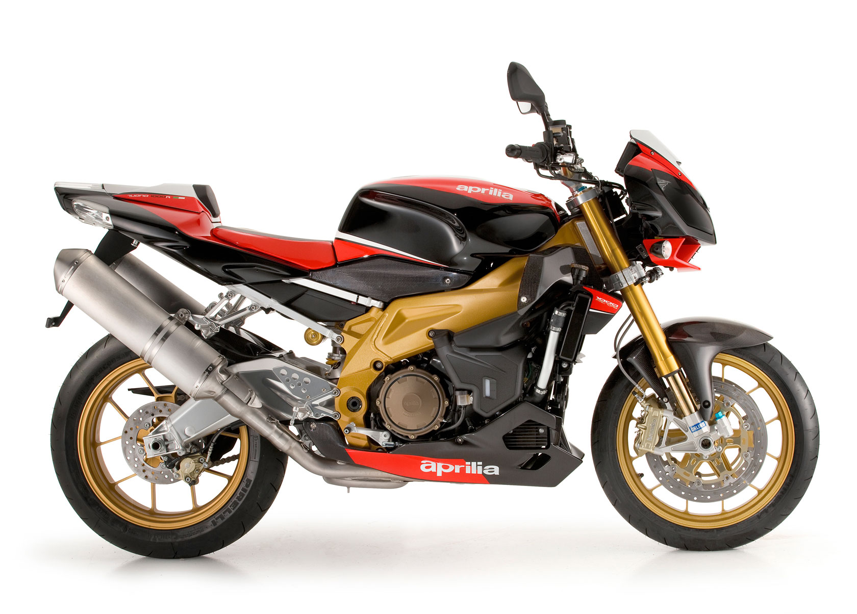 Aprilia Tuono 1000 R Factory 2010 wallpapers #171833