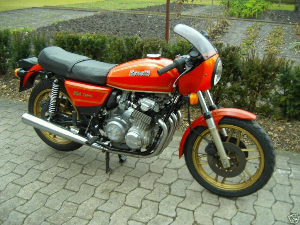 Benelli 350 RS images #75884