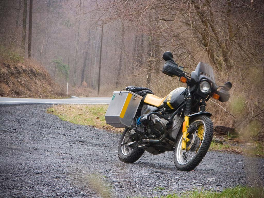 BMW R100GS 1988 images #30796