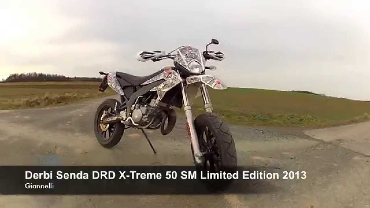 Derbi Senda DRD Evo 50 SM Limited Edition images #71235