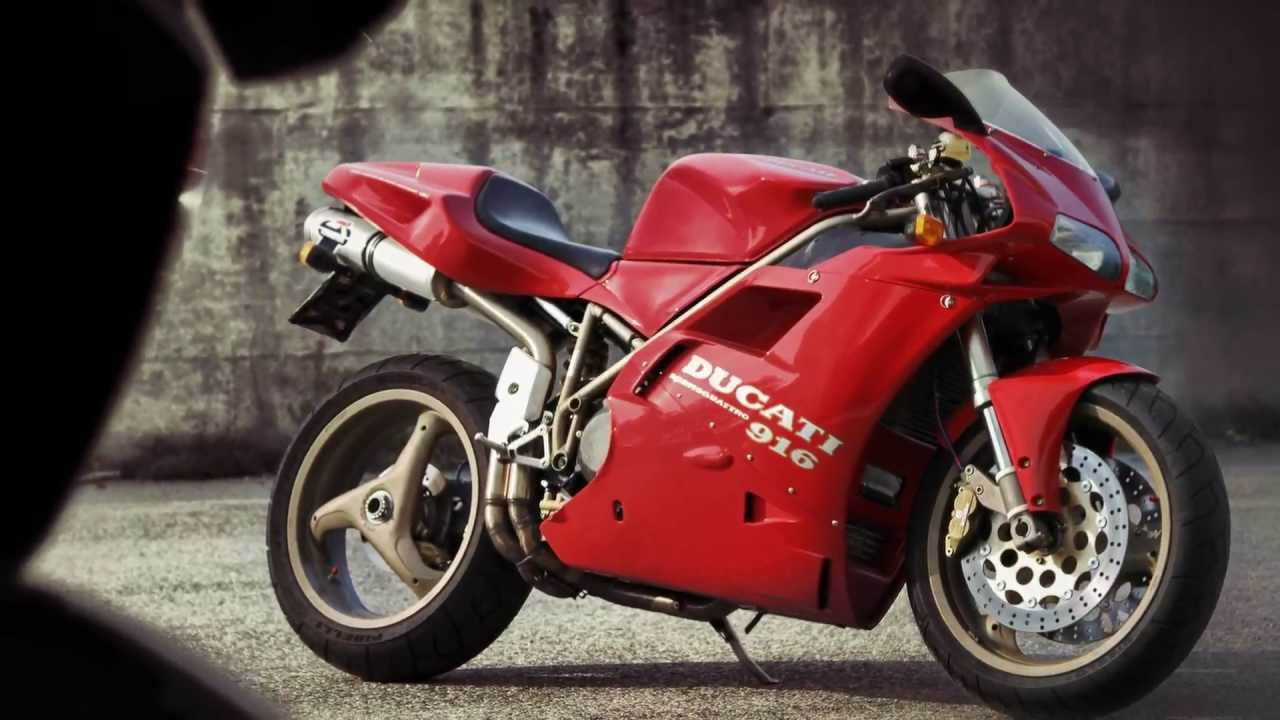 Ducati 916 Strada 1995 wallpapers #10852