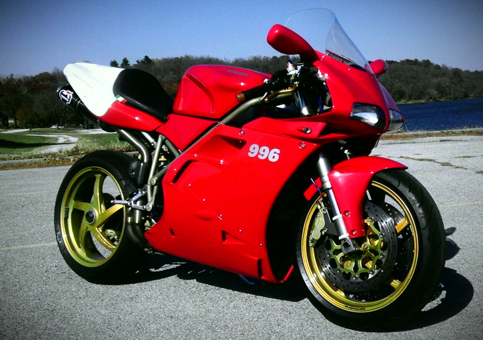 Ducati 996 2000 wallpapers #11246