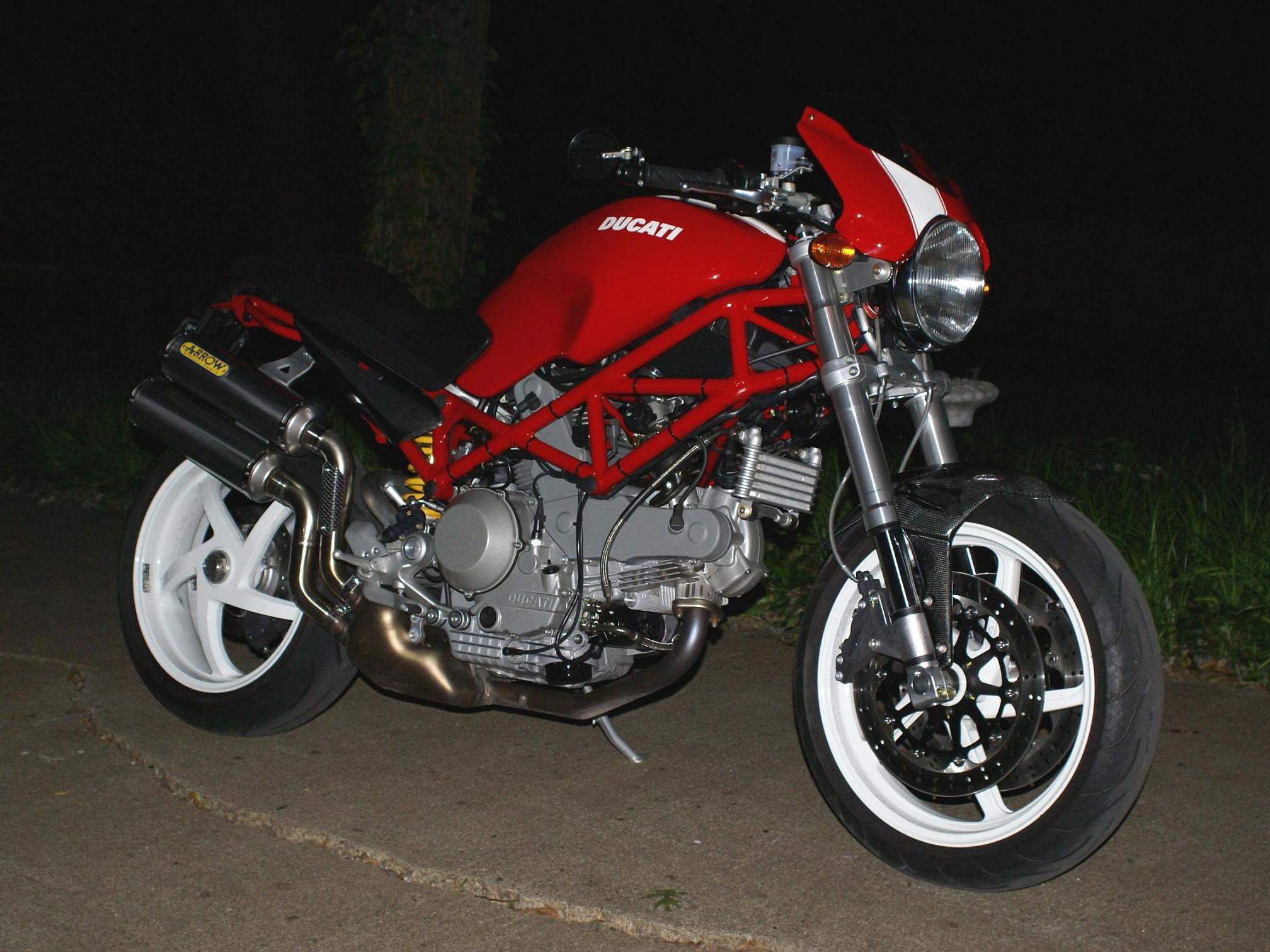 Ducati Monster S2R 1000 wallpapers #12640