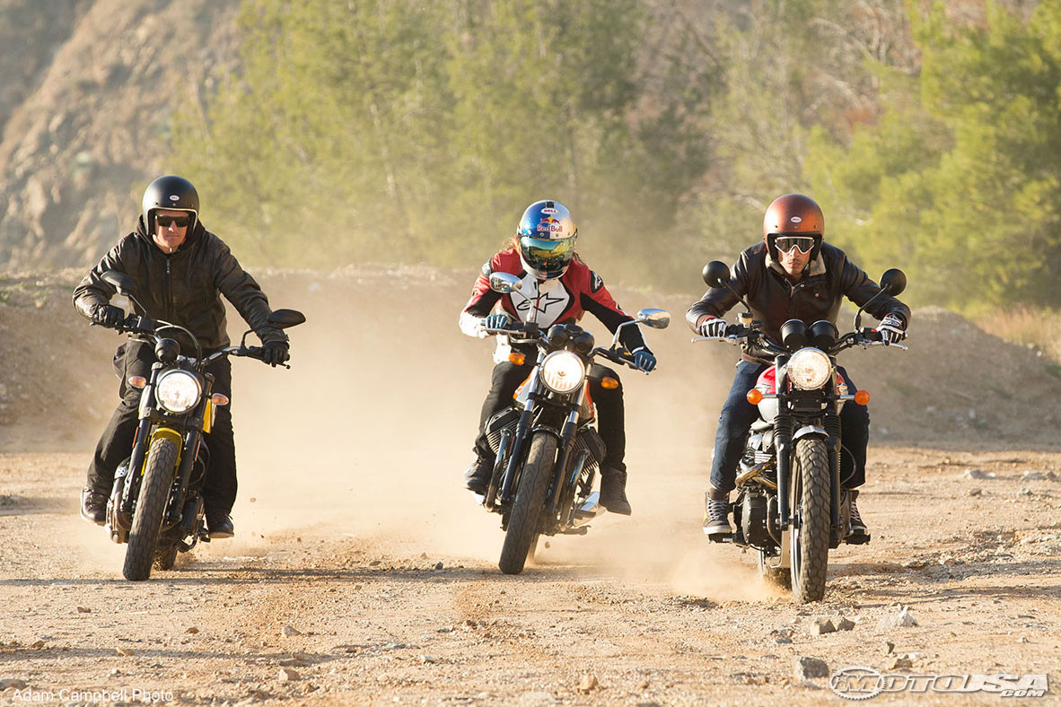 Ducati Scrambler Full Throttle 2015 wallpapers #13435