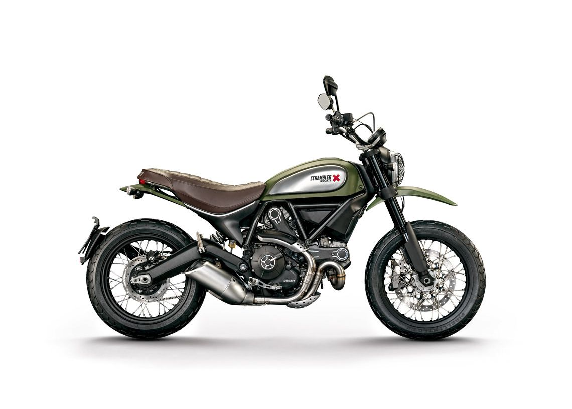 Ducati Scrambler Urban Enduro 2015 wallpapers #13534