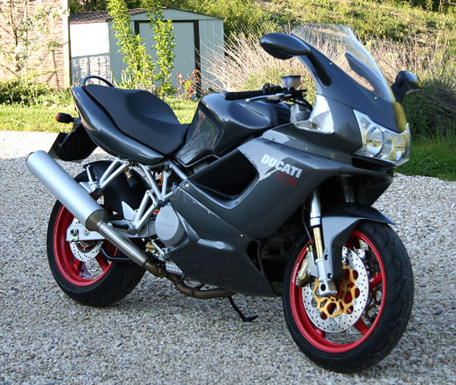 Ducati ST3 S ABS 2007 wallpapers #12141