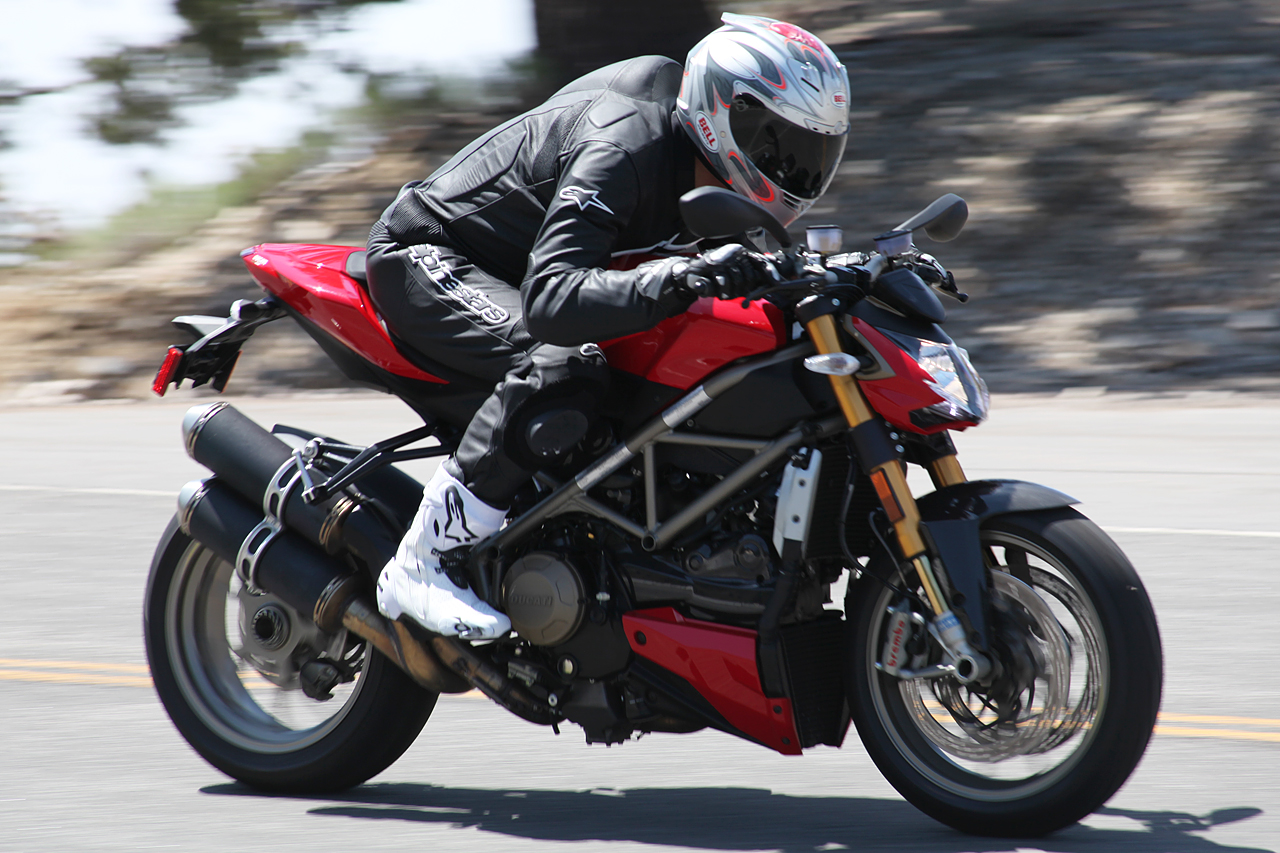 Ducati Streetfighter 2010 wallpapers #142280