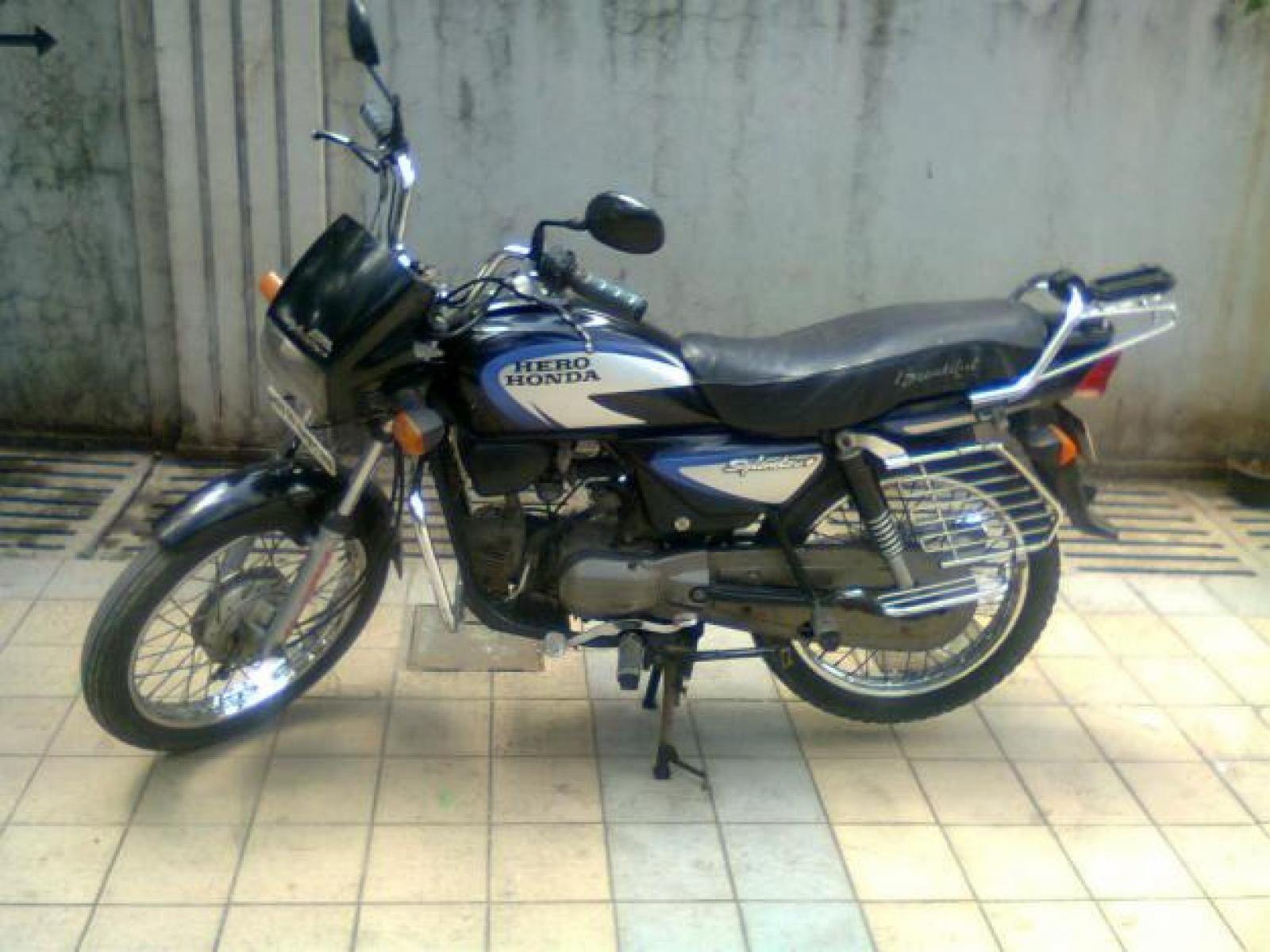 Hero Honda 125 Super Splendor images #74807