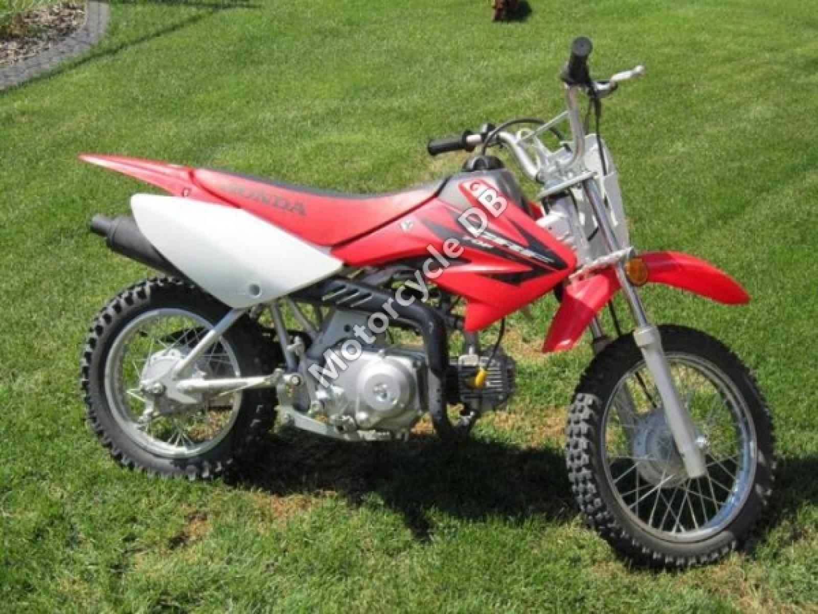 2006 Honda Crf 70 F Pics Specs And Information 70cc Dirt Bike 25159