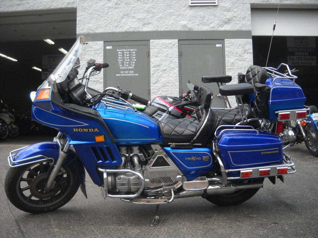Honda GL 1100 Gold Wing 1982 images #81239