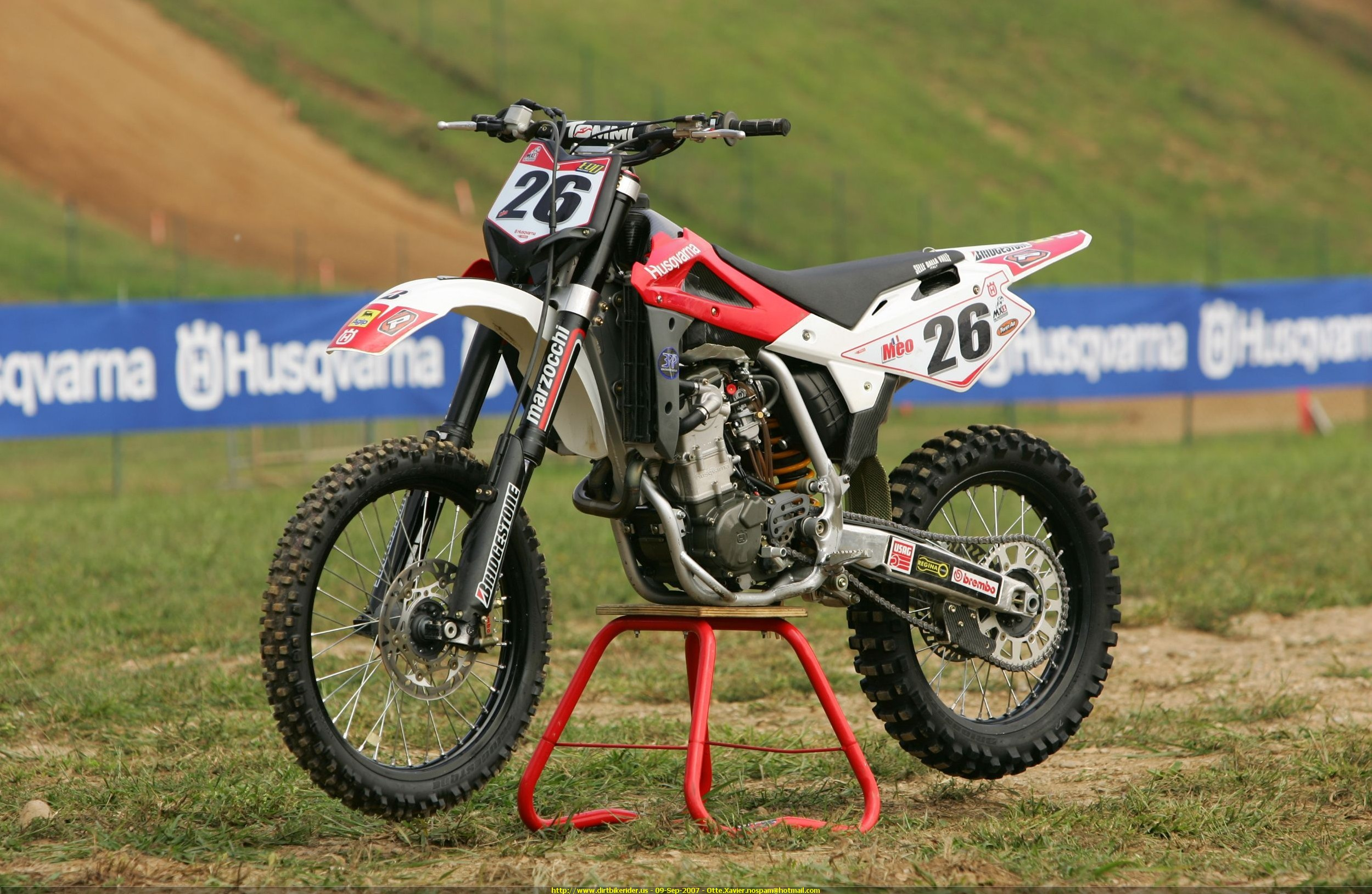 Husqvarna TC 510 2007 wallpapers #137917