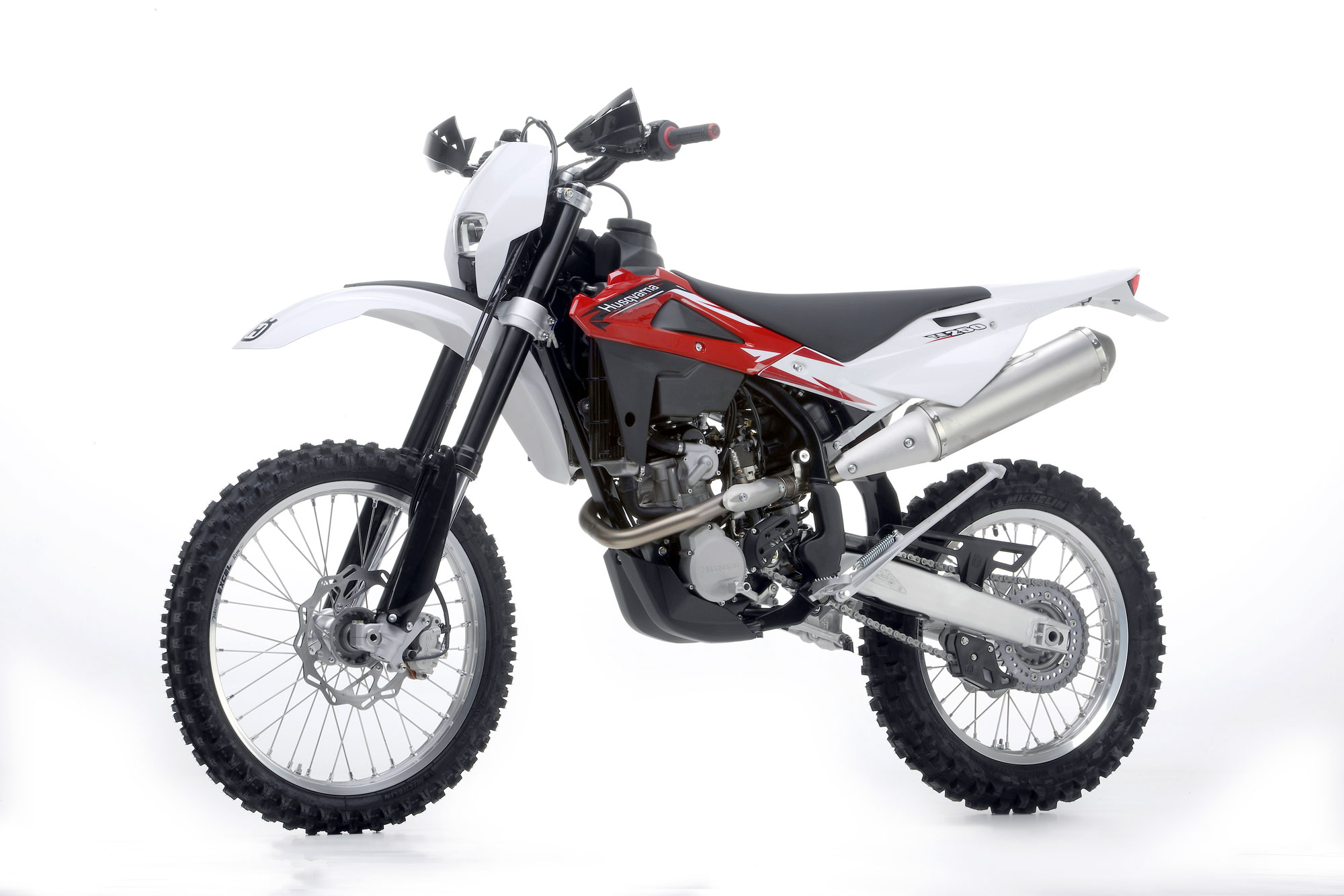 Husqvarna TE 250 2007 wallpapers #138512