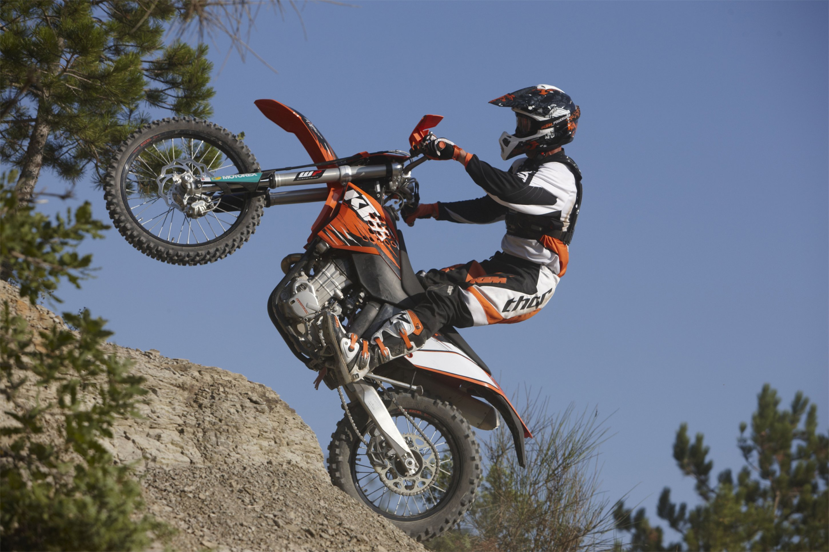 KTM 125 EXC 2010 wallpapers #161323