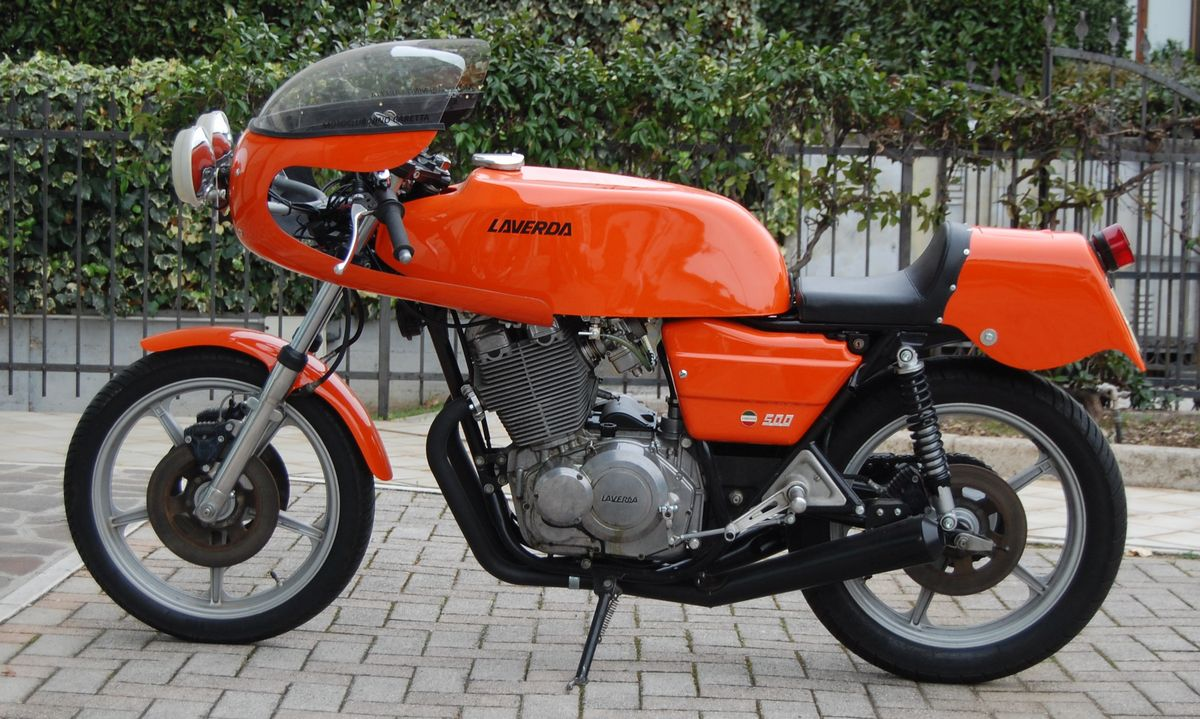 Laverda 500 1977 wallpapers #145855