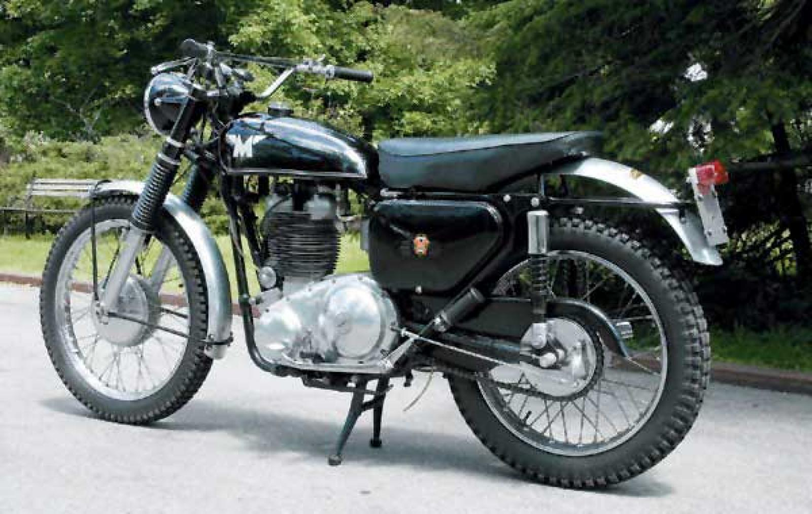 Matchless G 80 K images #104127