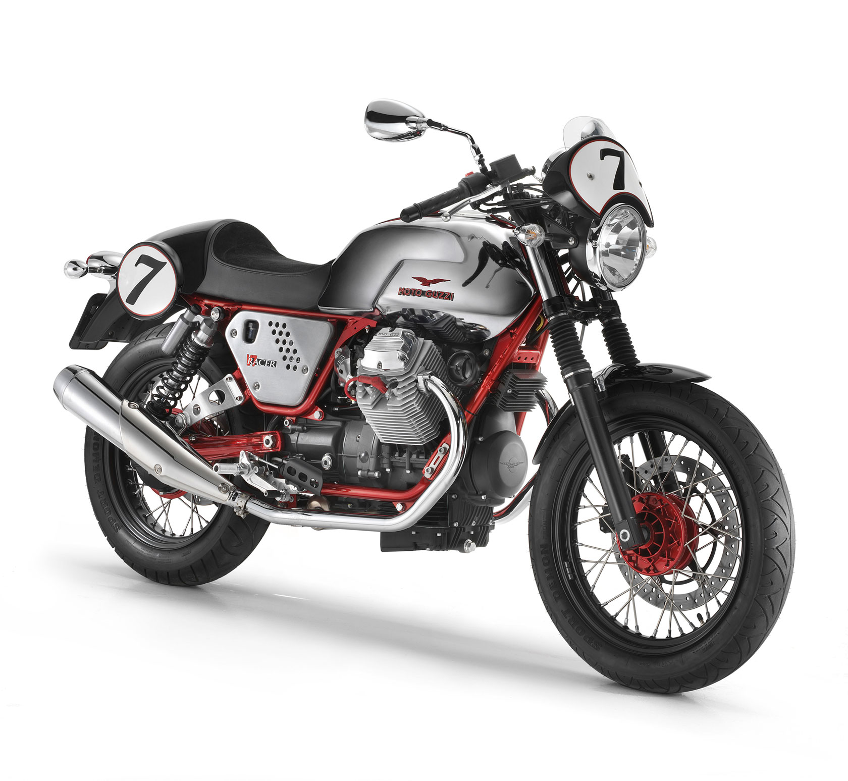 Moto Guzzi V7 Clubman Racer 2010 wallpapers #139507