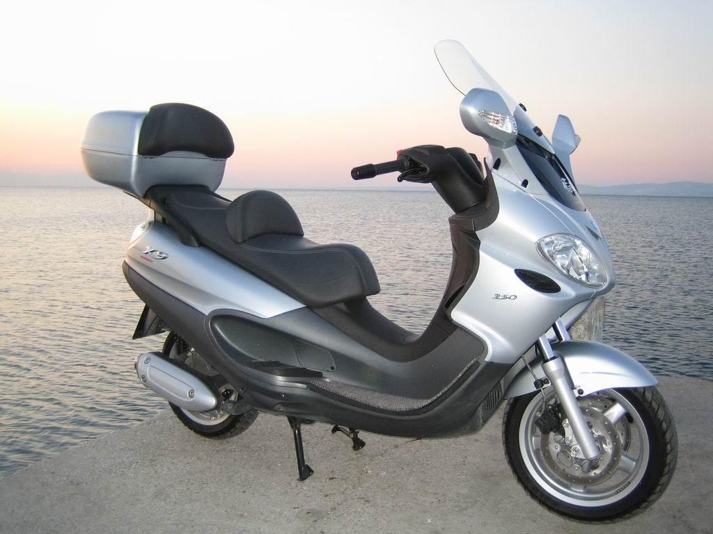 Piaggio X9 Evolution 500 wallpapers #161523