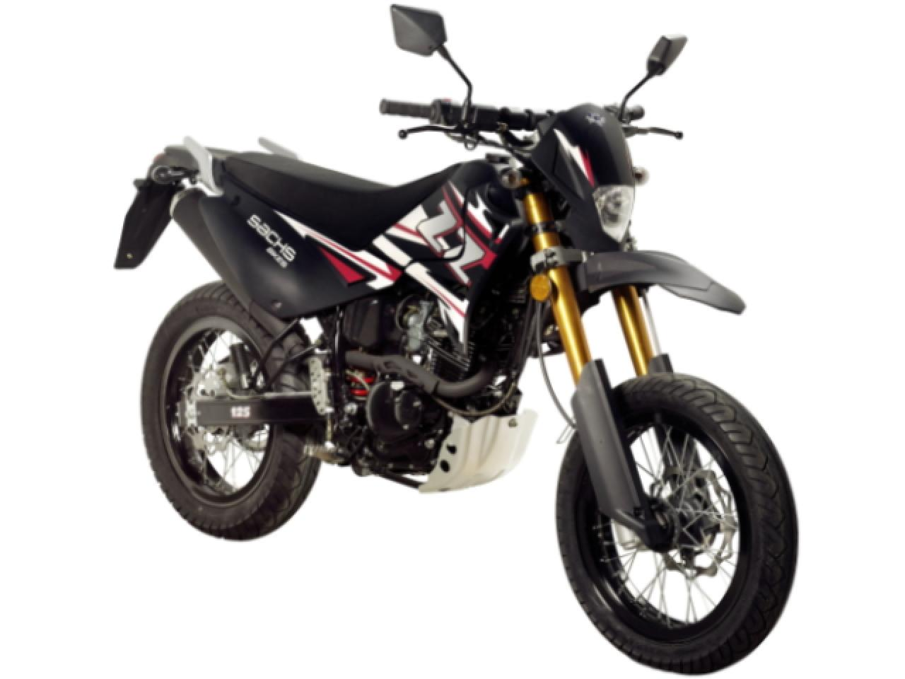 Sachs ZZ 125 1999 wallpapers #141095