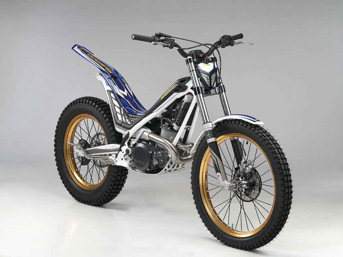 Sherco 0.5 Trial 2004 images #124563