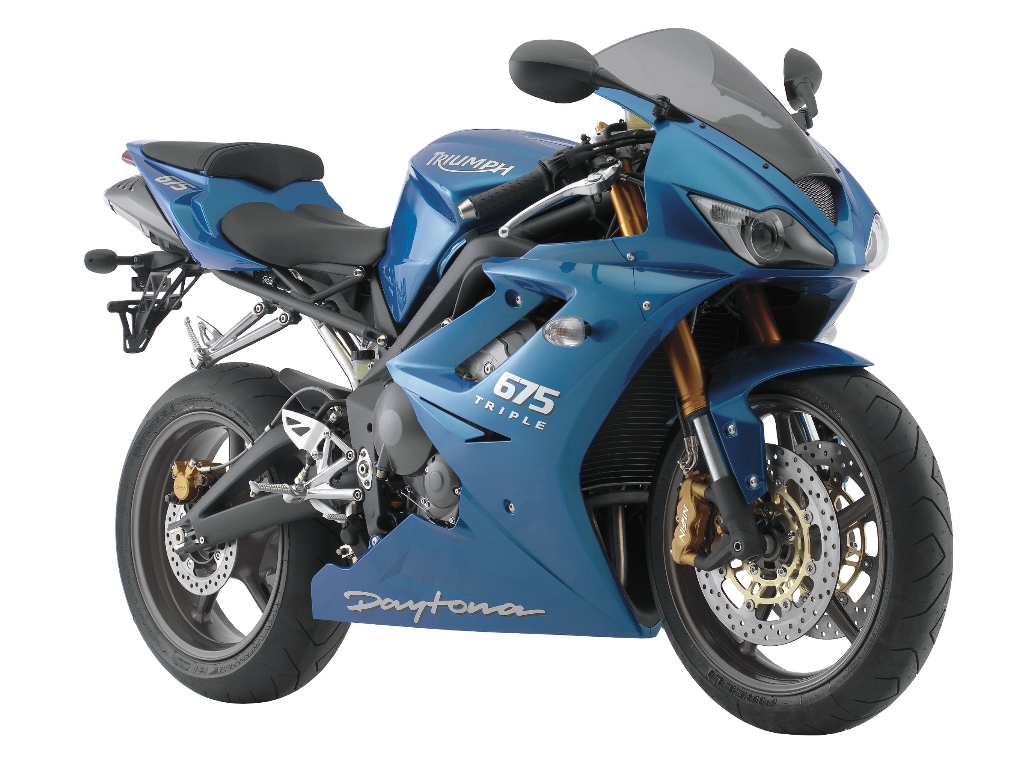 Triumph Daytona 675 wallpapers #130582