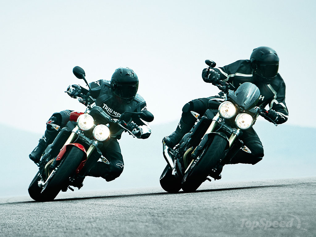 Triumph Street Triple wallpapers #141194