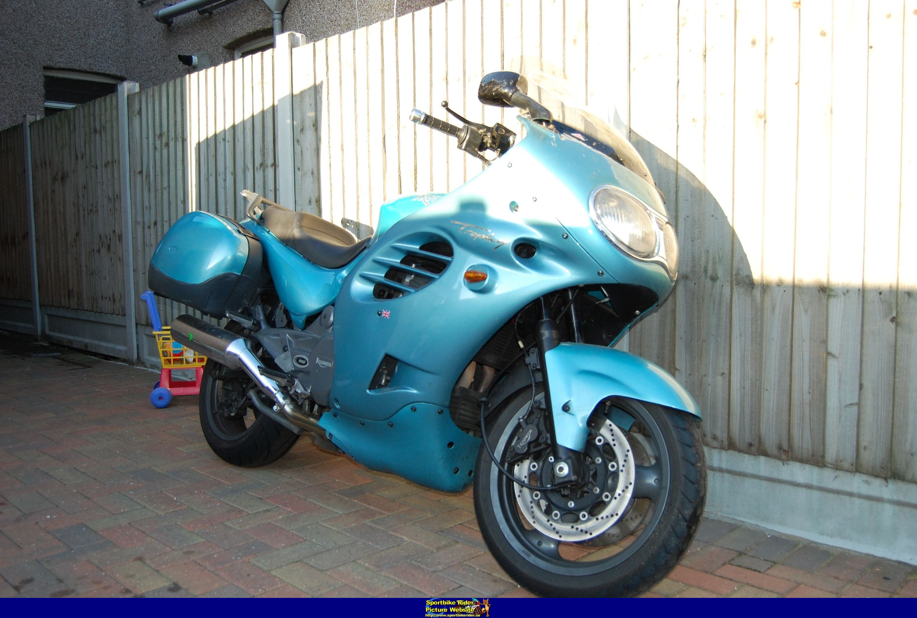 Triumph Trophy 900 1997 wallpapers #129888