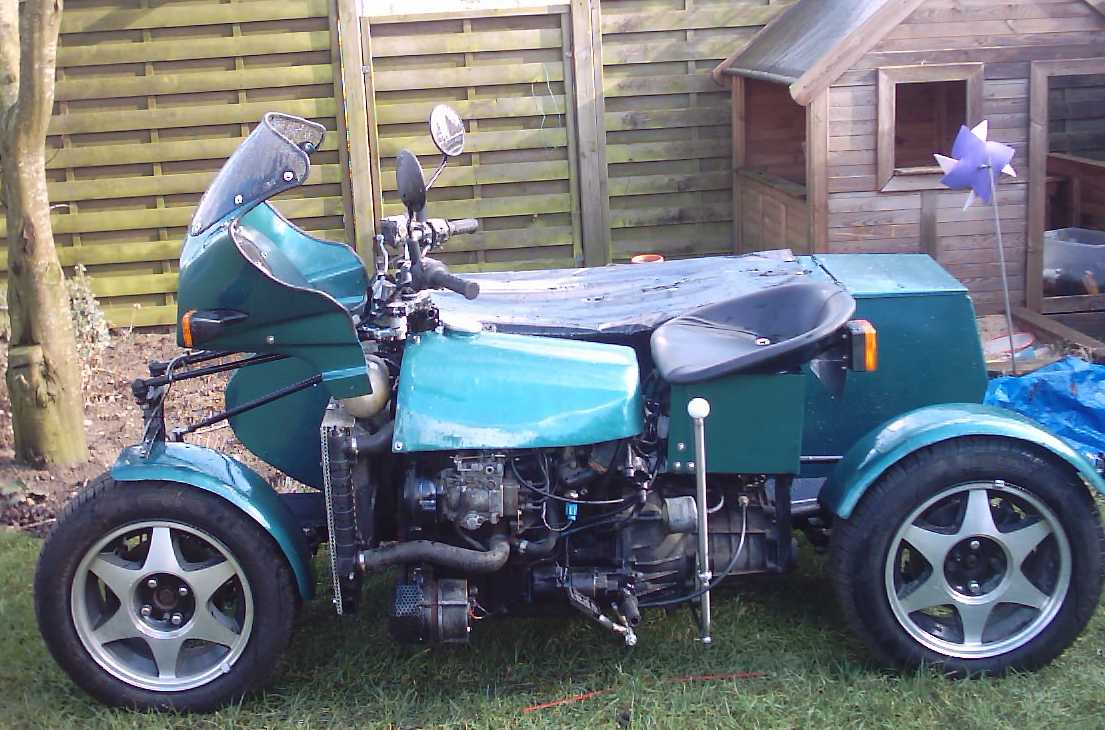 Ural M-63 with sidecar 1977 images #127214