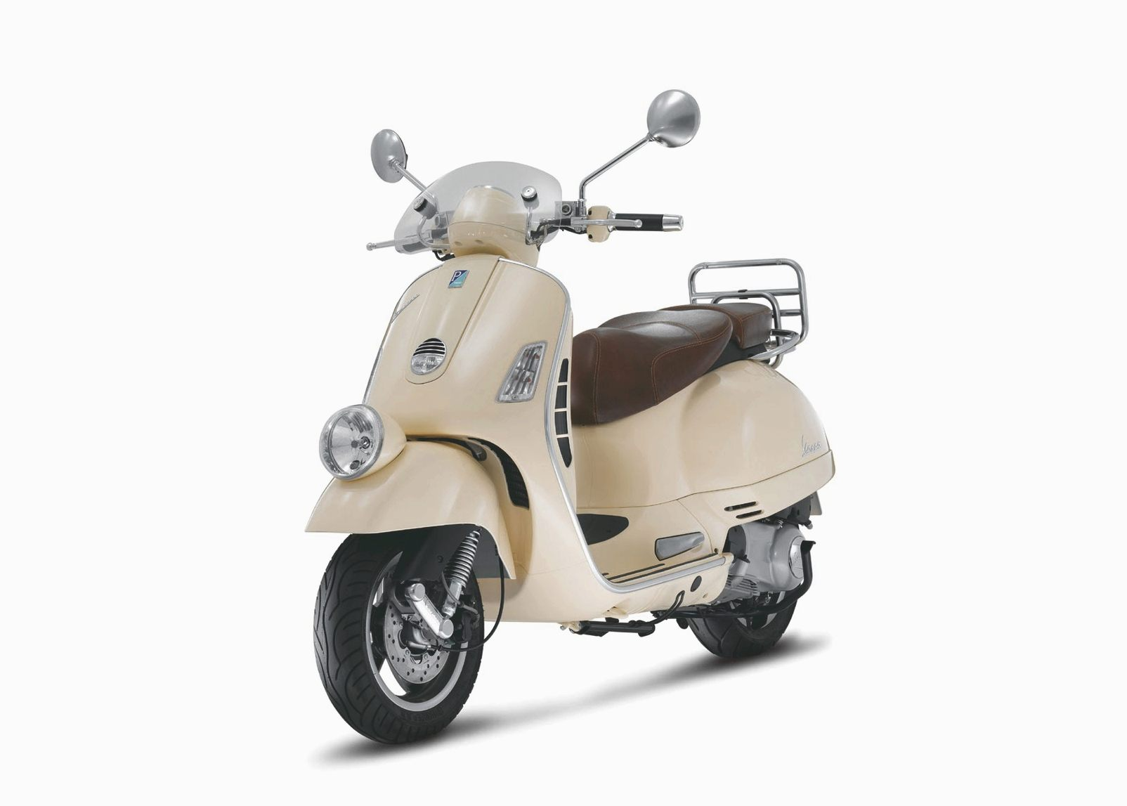 Vespa GTV 250 ie Sidecar 2009 wallpapers #129688