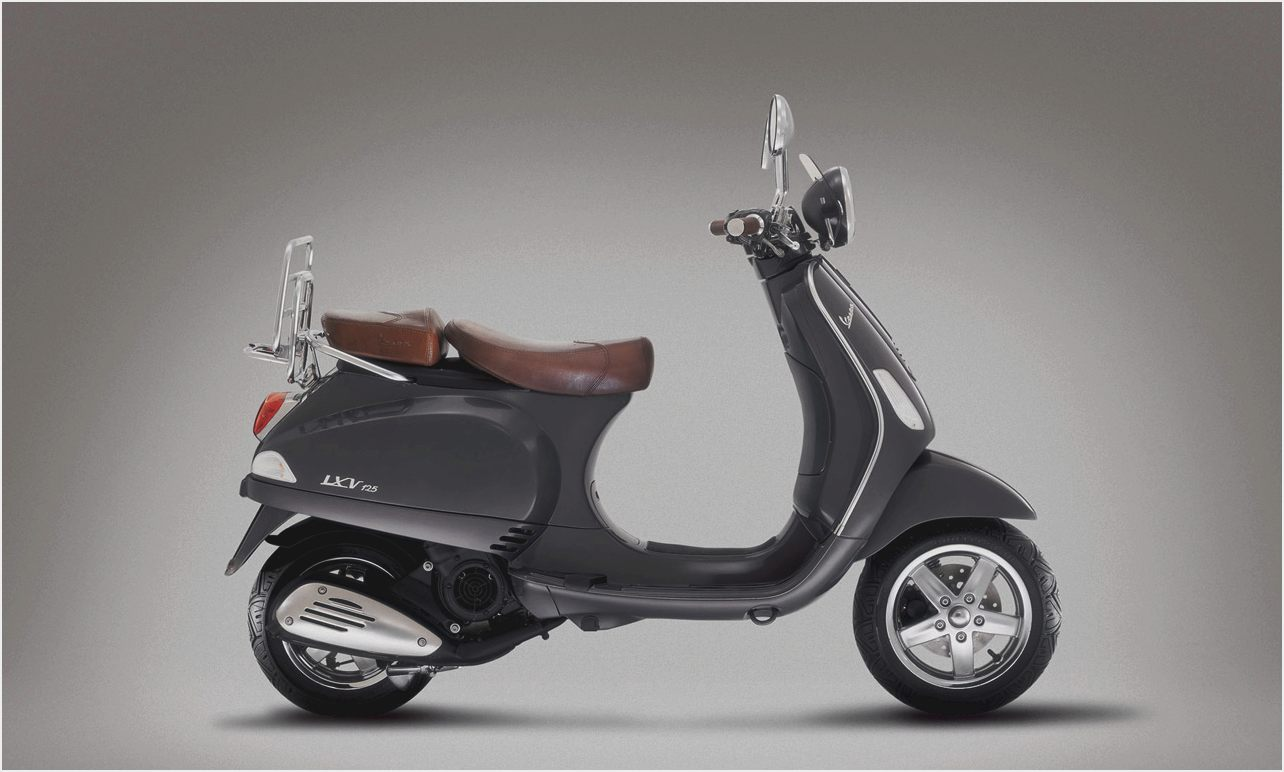 Vespa LXV 125 2007 wallpapers #129588
