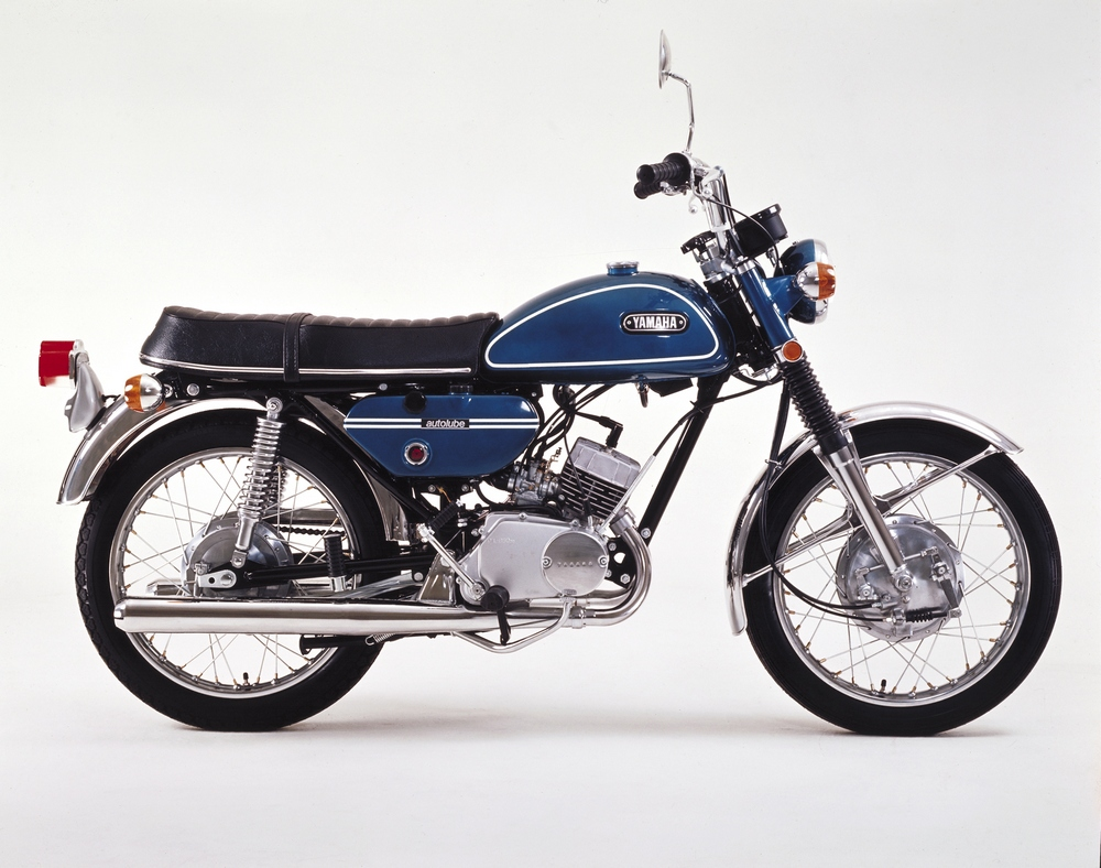 Yamaha AT 125 1970 images #155469