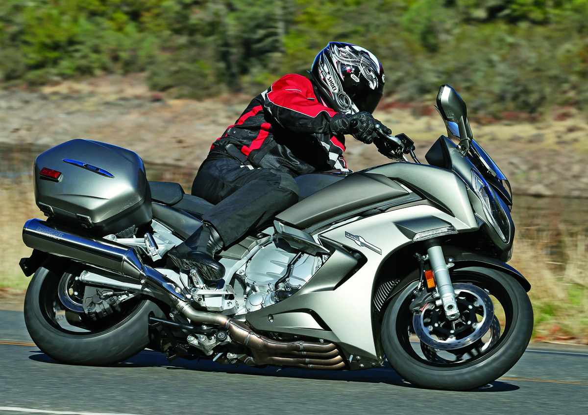 Yamaha FJR 1300 AS 2013 pics #58588