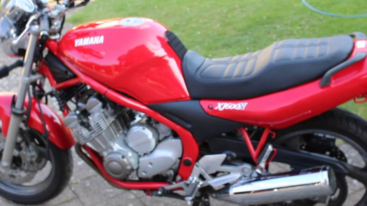 1998 yamaha xj 600 n pics specs and information. Black Bedroom Furniture Sets. Home Design Ideas