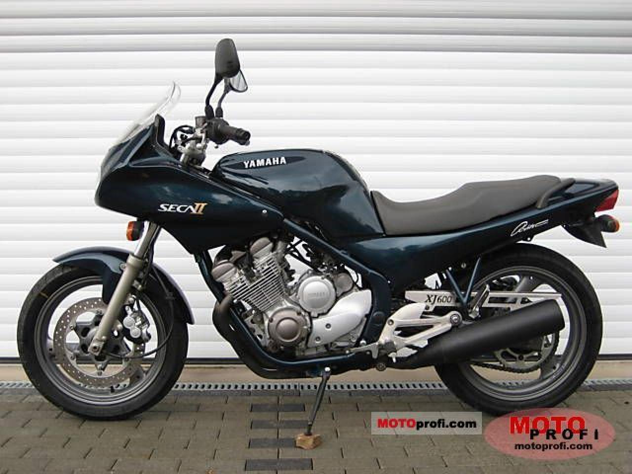 The yamaha xj600 diversion is a vauxhall astra diesel amongst motorcycles with all the worthiness (and dreariness)