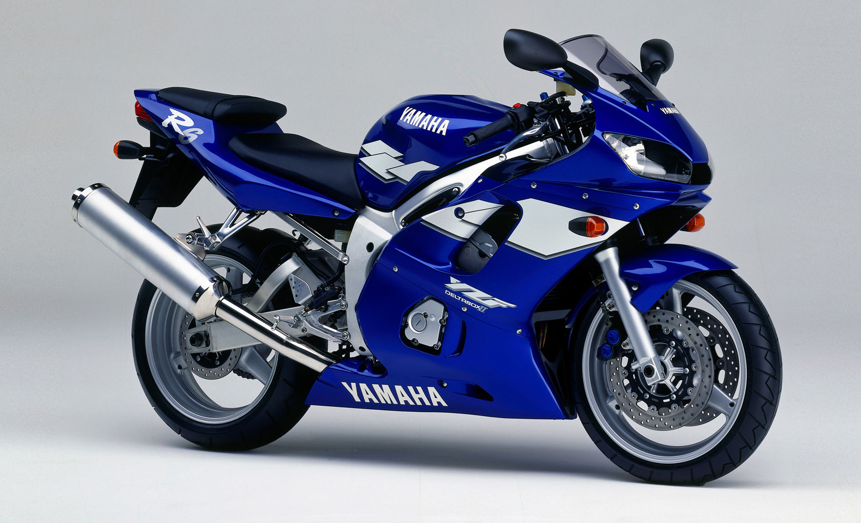 Yamaha YZF-R6 2001 wallpapers #136426