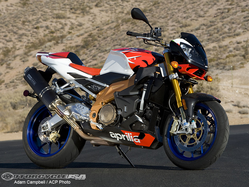 Aprilia Tuono 1000 R Factory 2010 wallpapers #171834