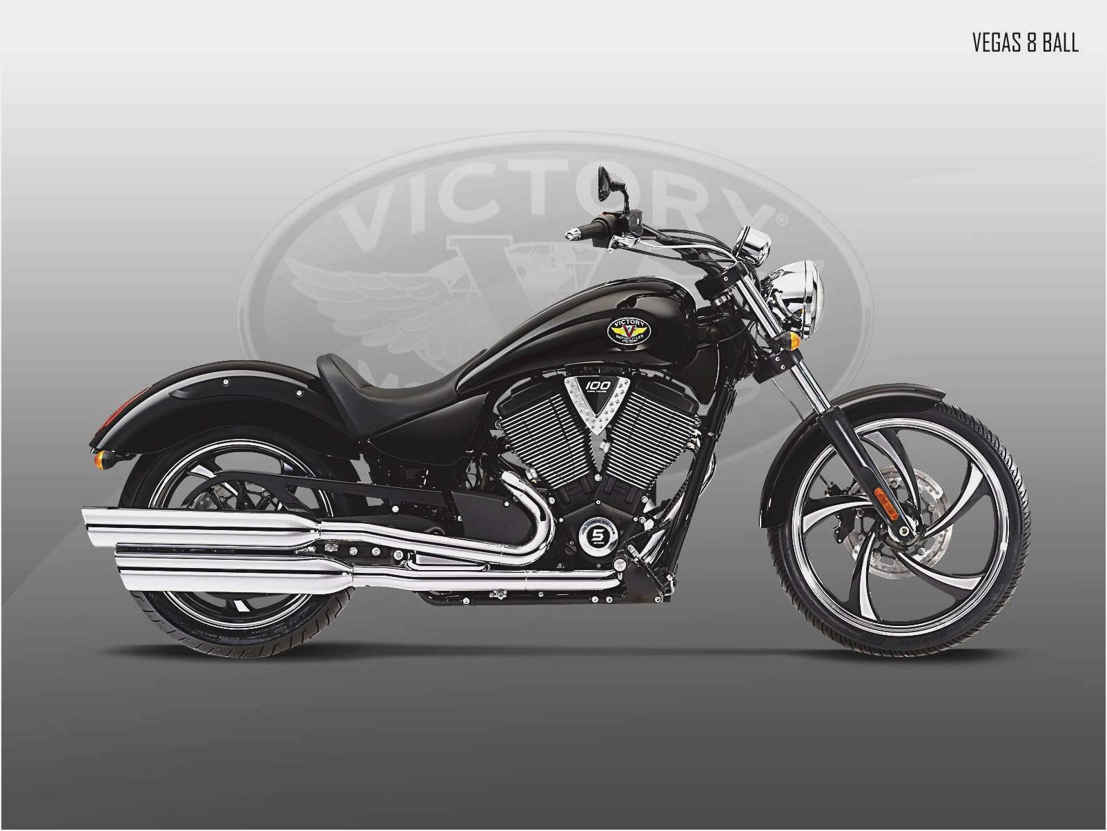 Big Bear Choppers Rage 100 Smooth Carb images #63913