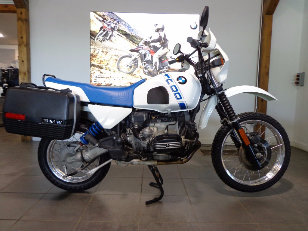 BMW R100GS 1988 images #30797