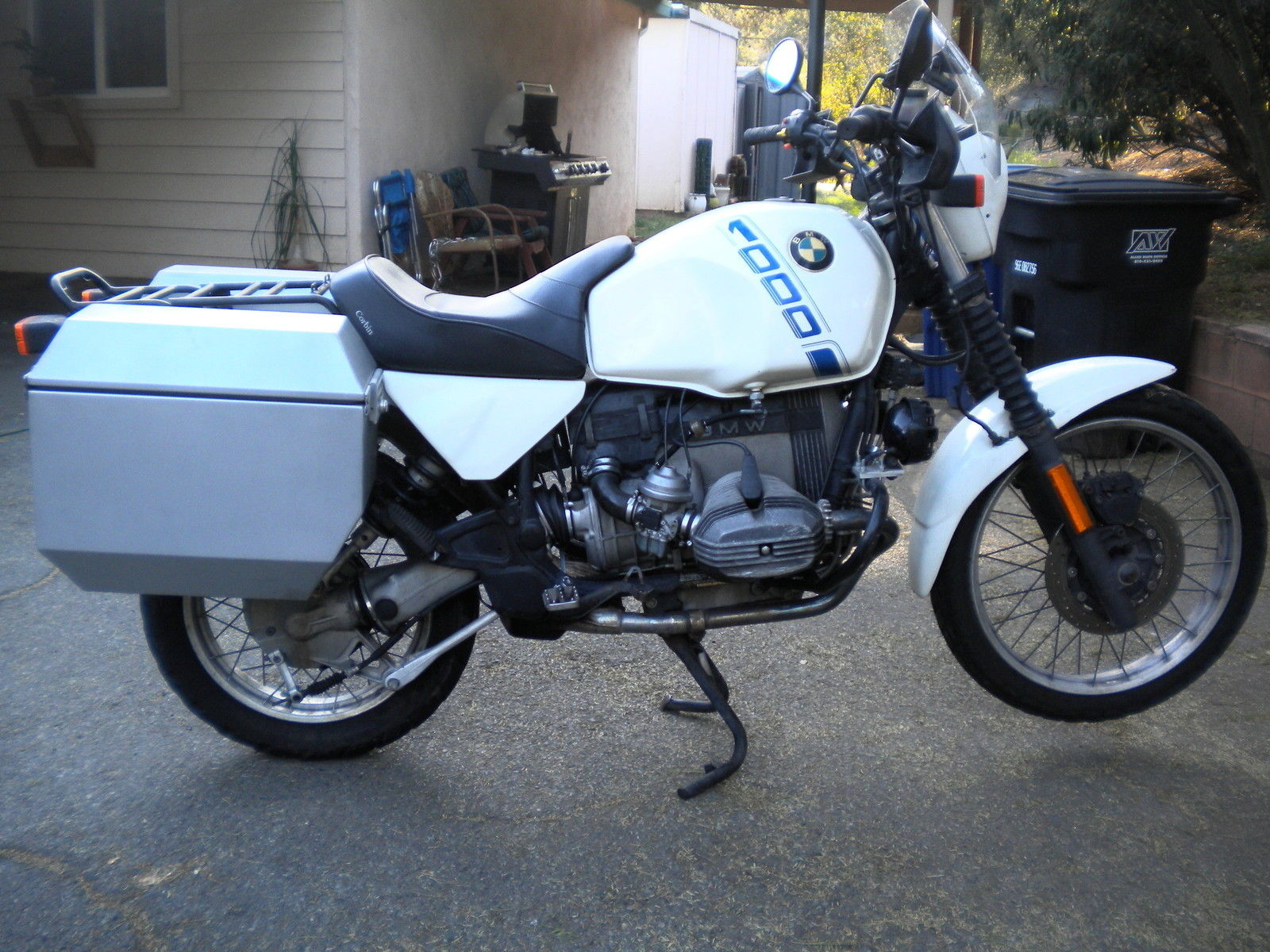 BMW R100GS 1989 images #155174