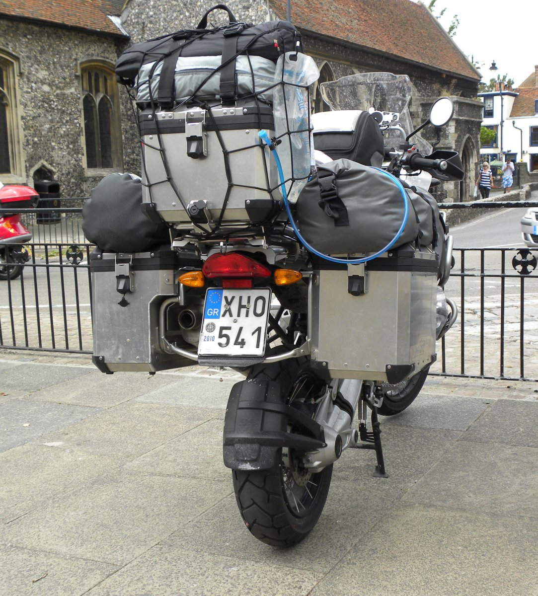 BMW R1200GS images #8269