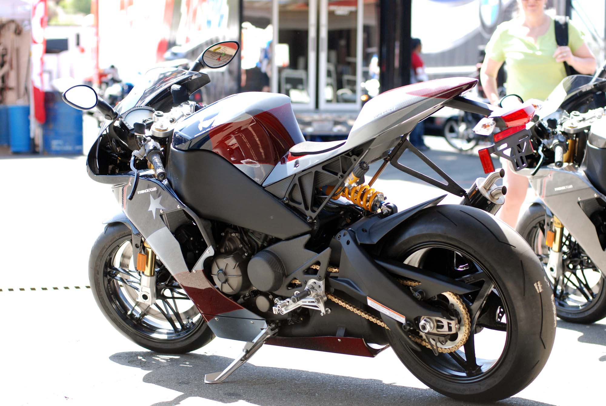 Buell 1190RS images #94033
