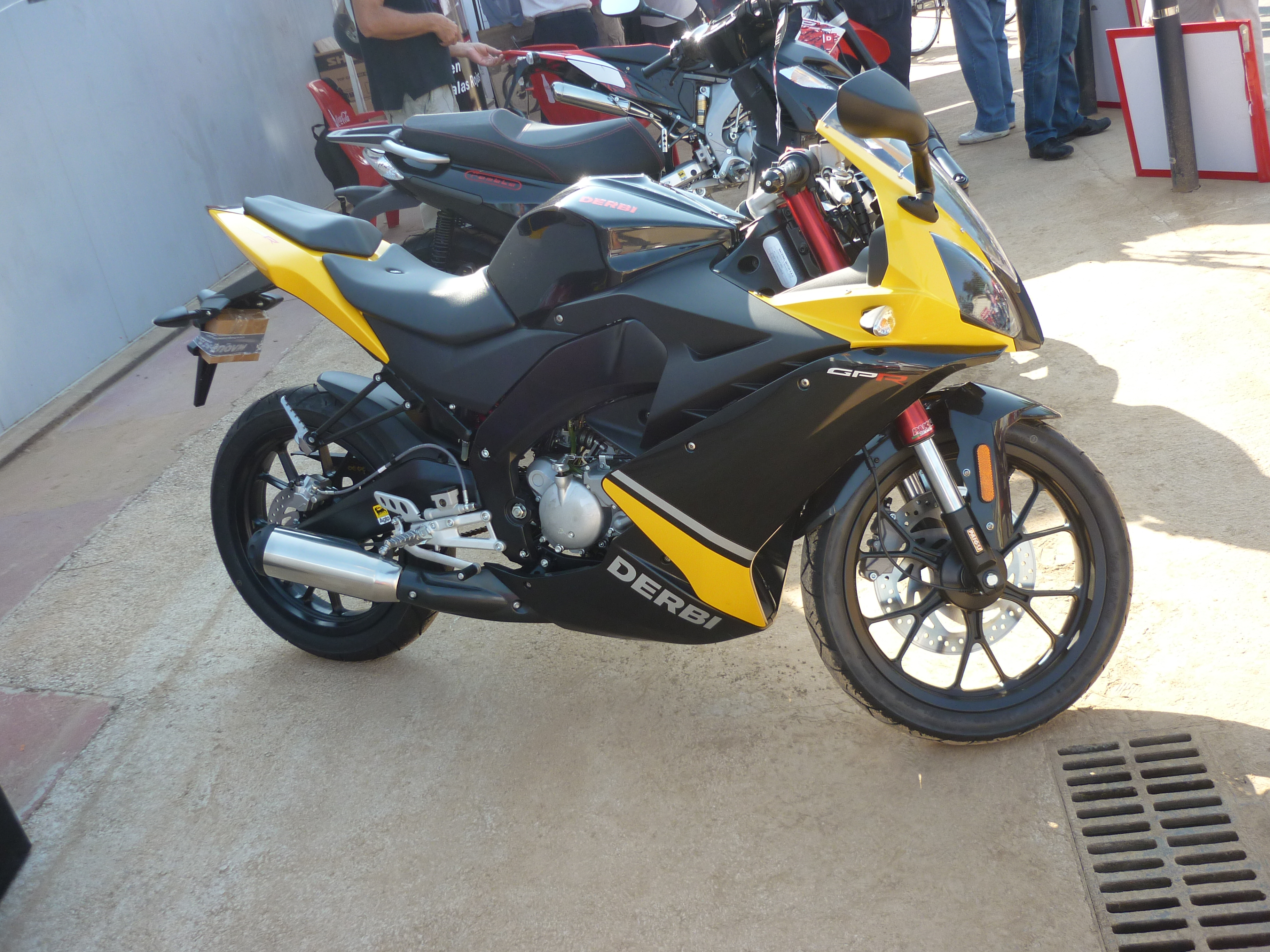 Derbi Senda DRD Evo 50 SM Limited Edition images #71236