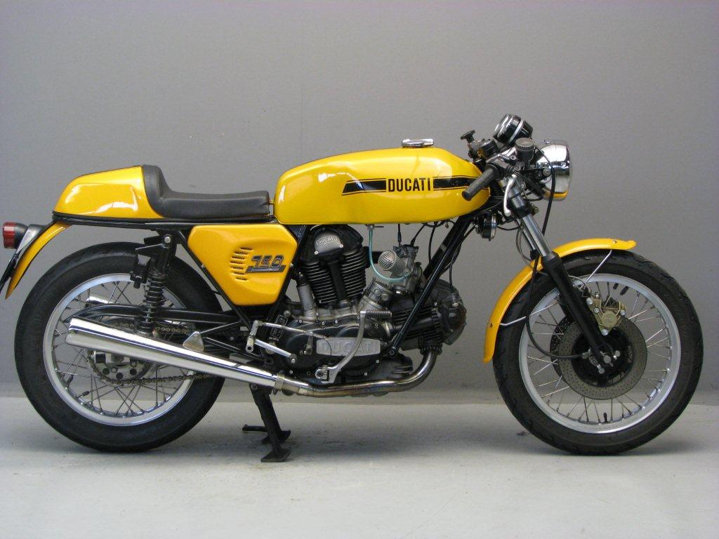 Ducati 750 SS images #9956