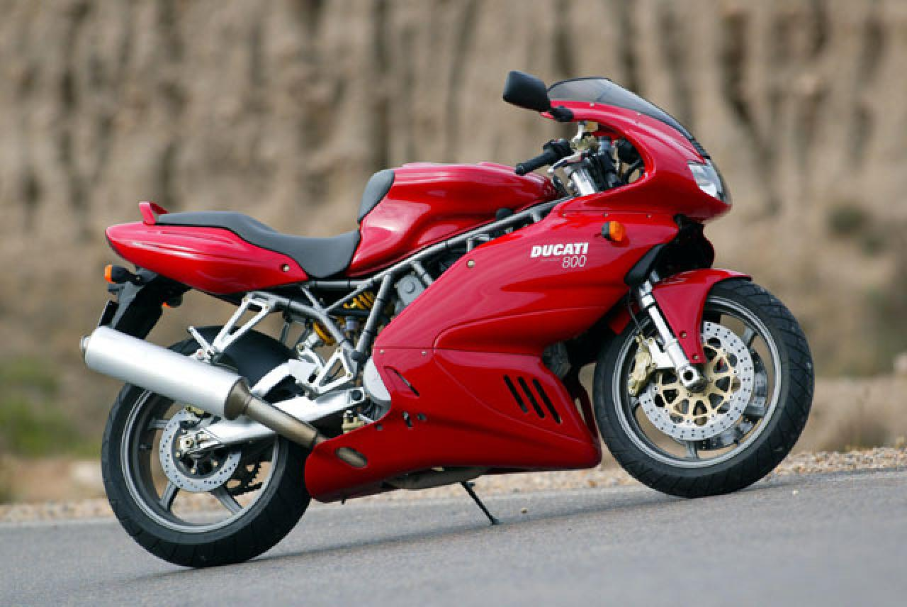 Ducati 800 Sport 2004 wallpapers #17511