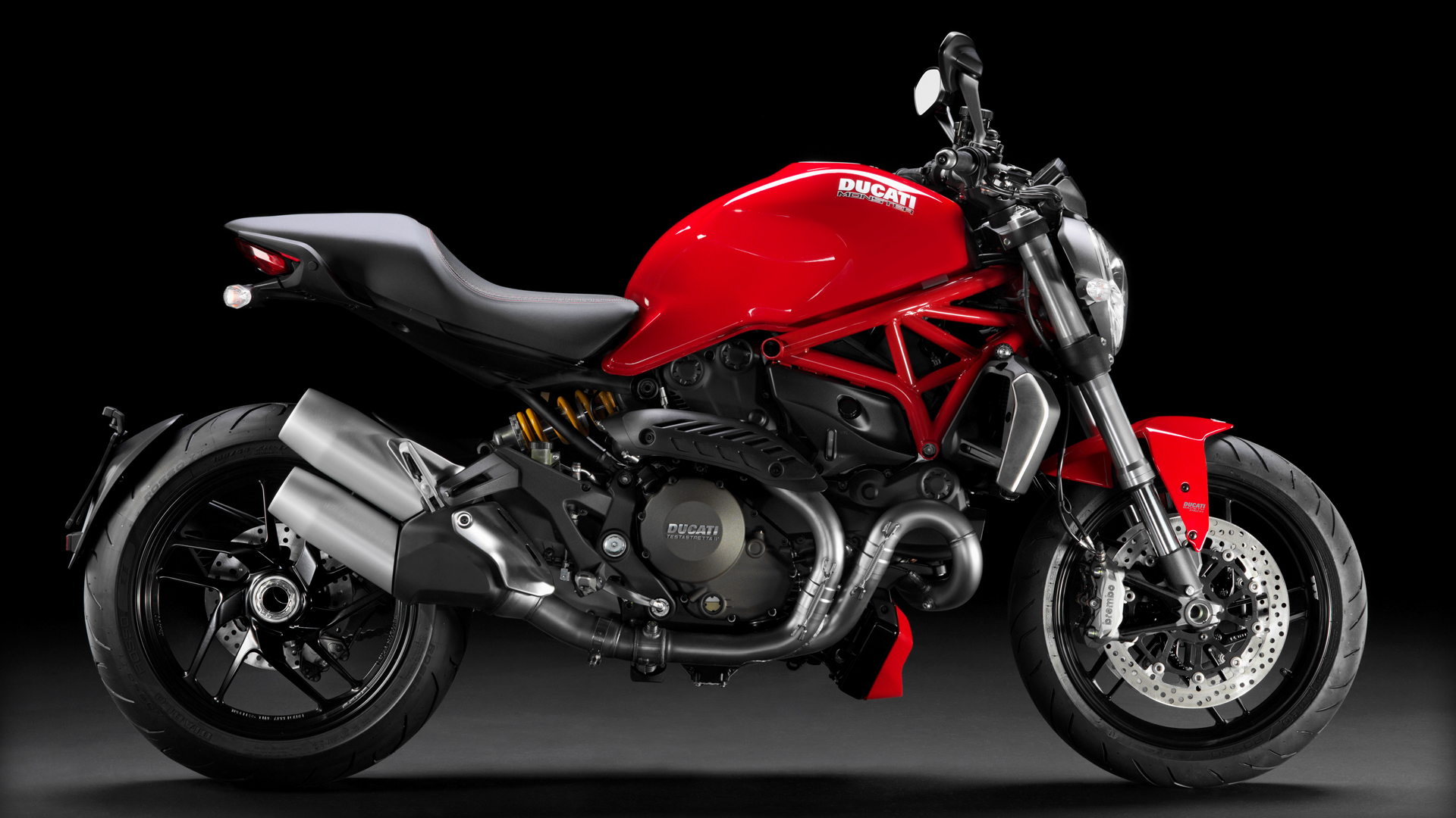 Ducati M 750 Dark wallpapers #12739