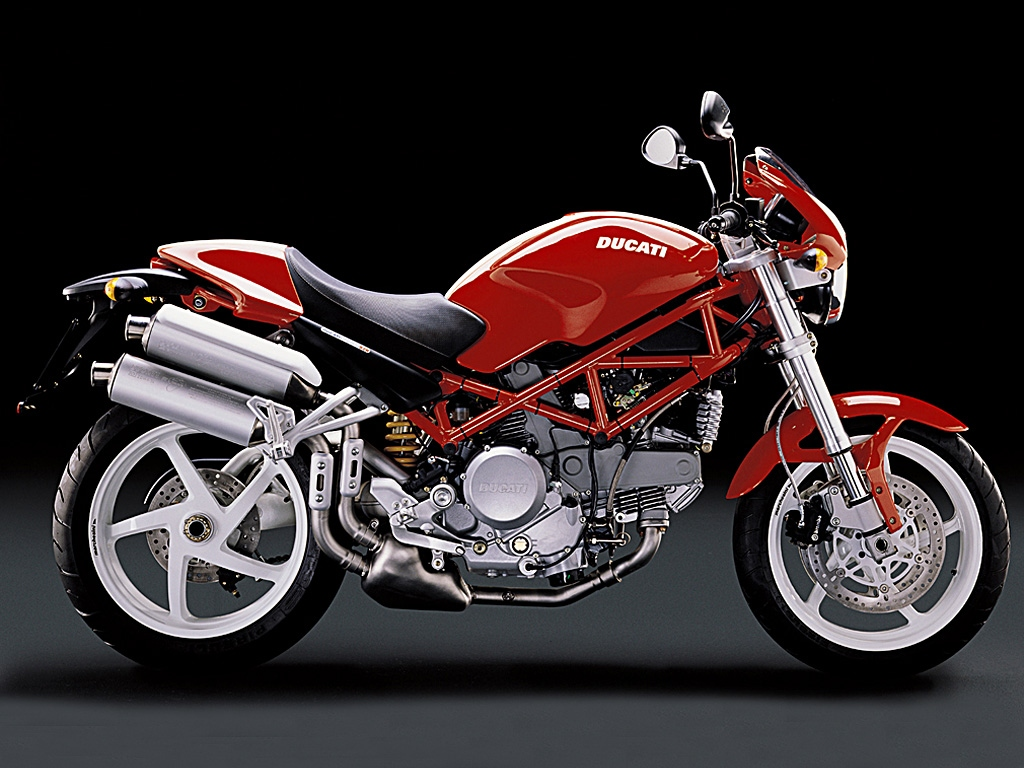 Ducati Monster S2R 800 2006 wallpapers #12242